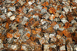 Reusable Metal Royalty Free Stock Image - Image: 9236416