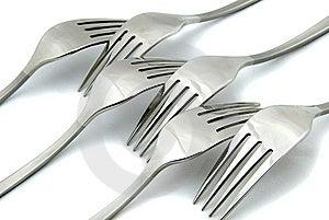 Forks Stock Image - Image: 9241541
