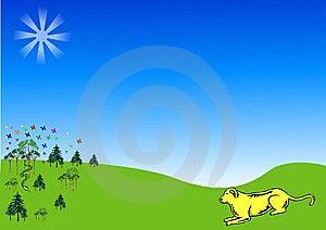 Nature Background Royalty Free Stock Photo - Image: 9242345