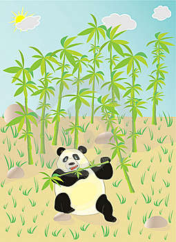 Panda Royalty Free Stock Photos - Image: 9248918