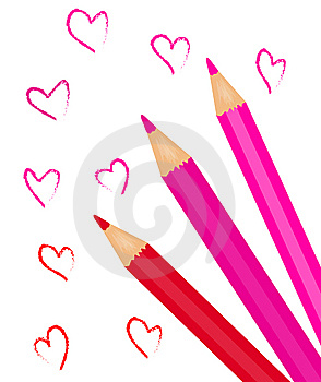 Coloured Pencils Stock Image - Image: 9251711