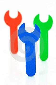 Construction Symbols Stock Images - Image: 9253824