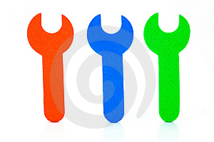 Construction Symbols Royalty Free Stock Image - Image: 9253826