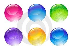 Decoration Balls Royalty Free Stock Images - Image: 9255399