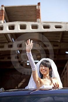 Pretty Bride Stock Photo - Image: 9257980