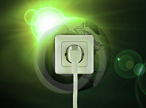 Free Energy Royalty Free Stock Images - Image: 9260379