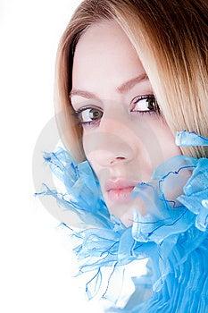 Model With High Fashion Design Turtleneck Royalty Free Stock Photo - Image: 9261465