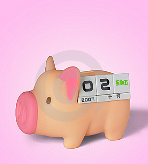 Piggy Bank Stock Photo - Image: 9261600