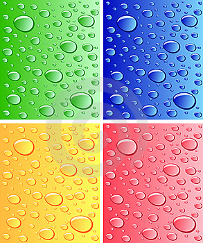 Color Wet Surfaces Royalty Free Stock Photos - Image: 9262268