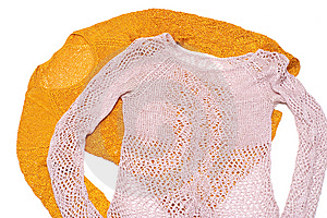 Knitted Blouses Stock Photography - Image: 9263172