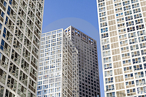 Modern Buildings Stock Photo - Image: 9272090