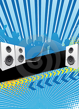 Party/event Design Stock Photos - Image: 9276903