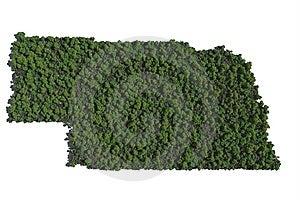 Nebraska In Trees Stock Photos - Image: 9277173