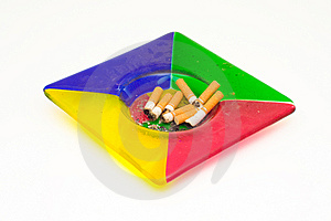 Ashtray Stock Images - Image: 9278584