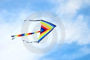 Colourful Kite 6 Stock Photos - Image: 9279073