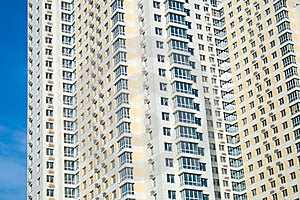 Condominium Royalty Free Stock Photography - Image: 9280287