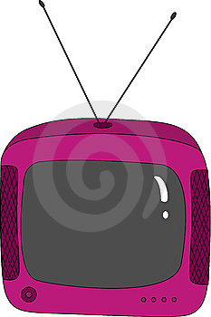 Television Stock Photography - Image: 9280712