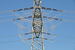 High Voltage Stock Photo - Image: 9281860