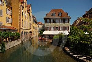 Petite Venice, Colmar Royalty Free Stock Photography - Image: 9283827