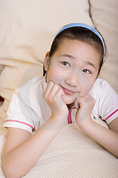 Chinese Girl Stock Photo - Image: 9288380