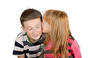 Brother And Sister Royalty Free Stock Images - Image: 9290669