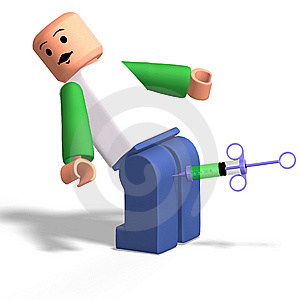 Toy Boy Is Ill Stock Images - Image: 9296334