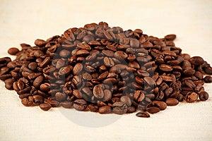 Coffee Pile Stock Image - Image: 9298761