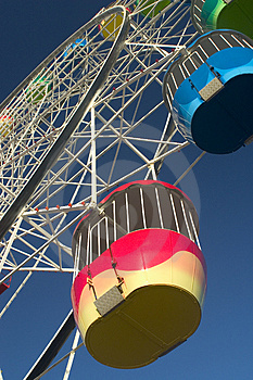 Ferris Wheel Royalty Free Stock Images - Image: 932639