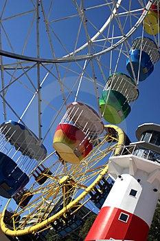 Ferris Wheel Stock Photography - Image: 932742