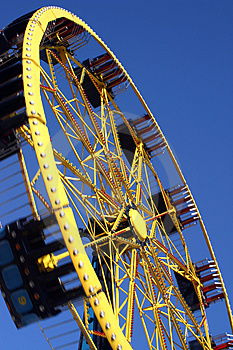 Ferris Wheel Stock Photography - Image: 932872