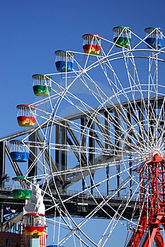 Ferris Wheel Stock Images - Image: 934604