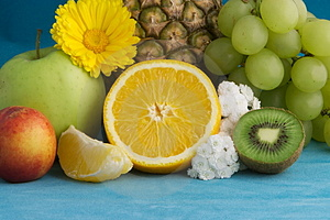 Fruit Painting Royalty Free Stock Image - Image: 937056