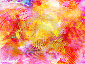 Distorted Psychedelic Abstract Royalty Free Stock Photo - Image: 9300085