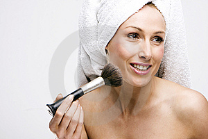 Beauty Woman Stock Photo - Image: 9301450