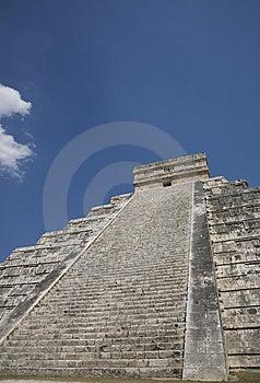 Chichen Itza Royalty Free Stock Photo - Image: 9301985