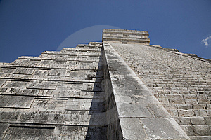 Chichen Itza Royalty Free Stock Photo - Image: 9301995