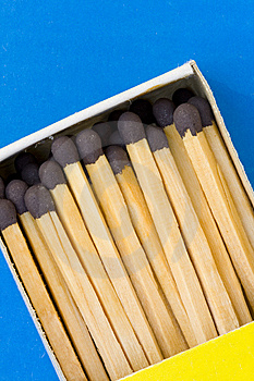 Safety Matches Stock Photos - Image: 9305403
