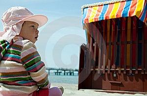 Beach Kid Royalty Free Stock Photo - Image: 9305765
