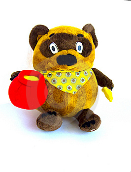 Bear Toy Royalty Free Stock Images - Image: 9310409