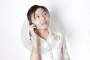 Chinese Girl Royalty Free Stock Photos - Image: 9310458