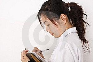 Chinese Girl Stock Photos - Image: 9310503