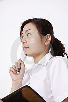 Chinese Girl Royalty Free Stock Photos - Image: 9310528