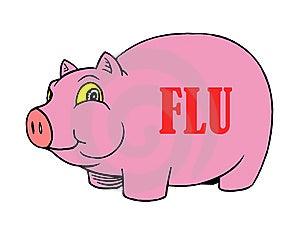 Swine Flu Royalty Free Stock Photo - Image: 9316225