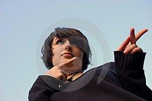 Pointing Stock Photos - Image: 9319663