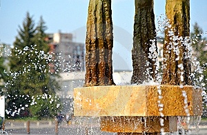 Detail Of Fountain Stock Images - Image: 9324424