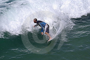Surfer Stock Photo - Image: 9325430
