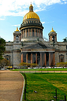 Saint Isaac's Cathedral Stock Photo - Image: 9329820