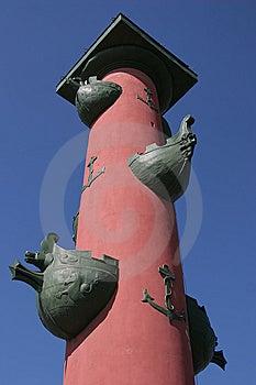 Rostral Column Stock Image - Image: 9332061