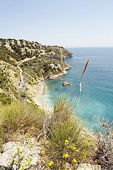 Javea -  Alicante Province- Spain Stock Image - Image: 9338431