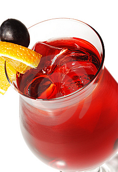 Red Cocktail Royalty Free Stock Photos - Image: 9339528